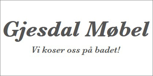 Gjesdal Møbel AS