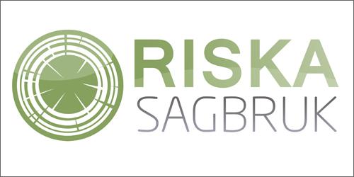 Riska sagbruk logo