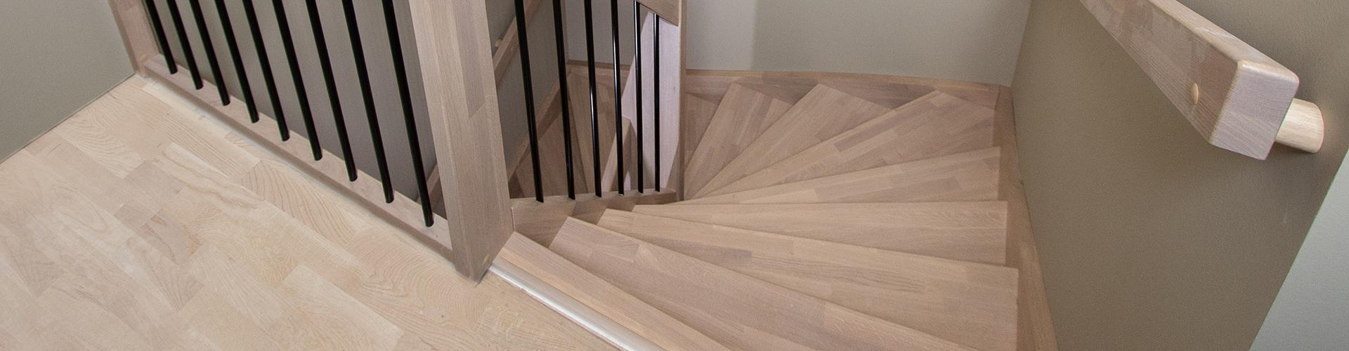 Bilde av trapp