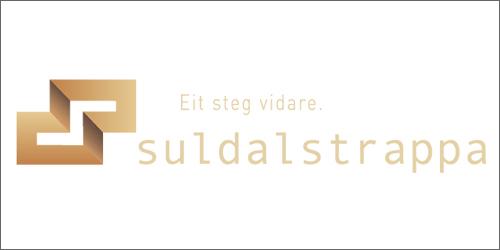 Suldalstrappa logo