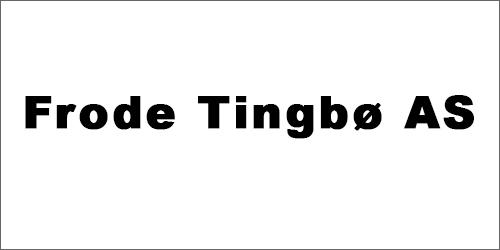 Frode Tingbø AS